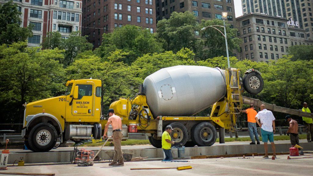Chicago concrete contractor